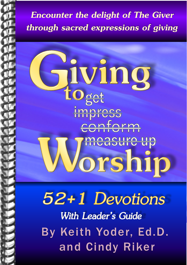 Giving to Worship Front Cover