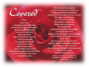Covered, Come